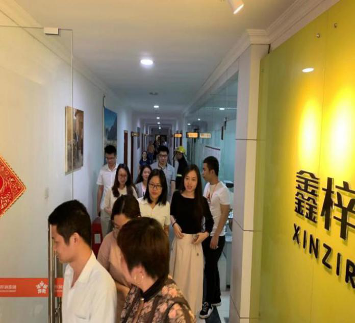 鑫梓润物业管理股份有限公司开展消防演习活动